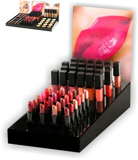 Acrylic Lipstick DIsplay